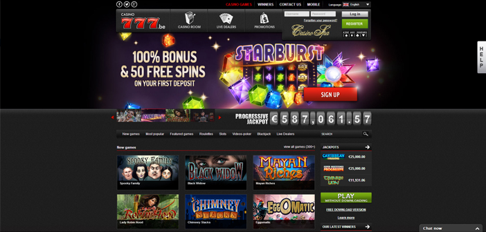 Best site for slots games