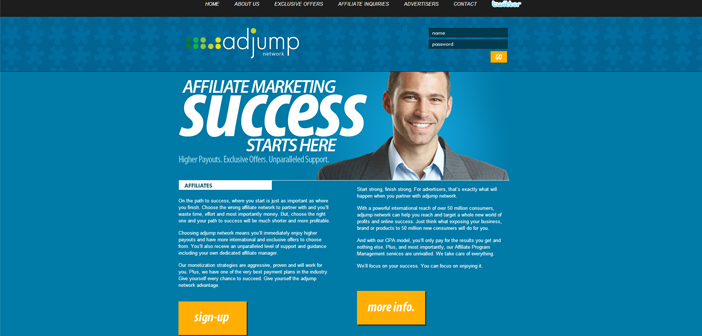 AdJump Network