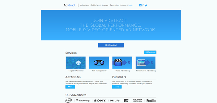 adstract