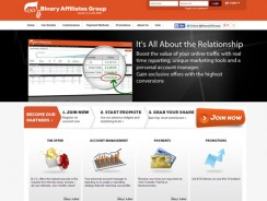 Binary Affiliates Group