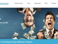 Lotto Revenues Affiliate Network