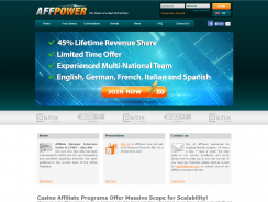 Affpower Casino Affiliate Program