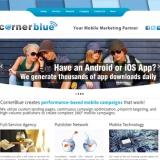 CornerBlue Mobile